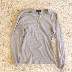 Levi Henley Shirt (NWOT)